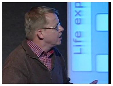 Hans Rosling présente les meilleures statistiques jamais vues