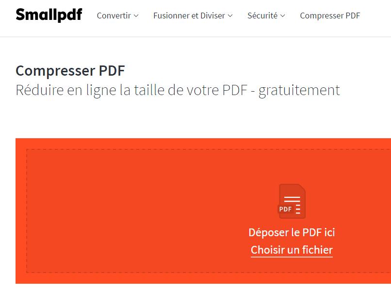 Manipuler des PDF